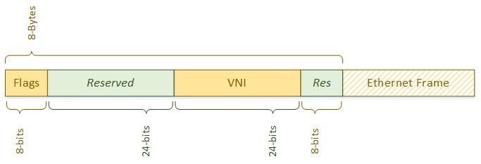 VXLAN Frames - Network Direction