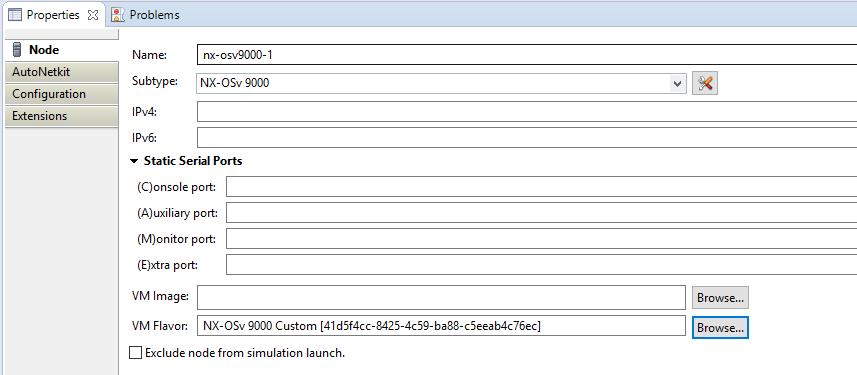 Nexus 9000 Memory Issues - Network Direction